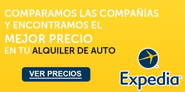Seguro de alquiler de autos: Expedia