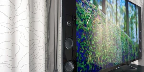 Sony Bravia X930C análisis: Diseño