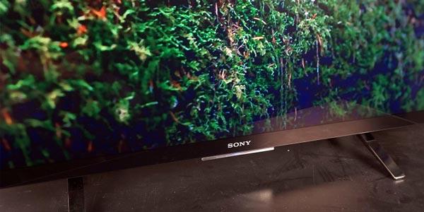 Sony X930C: Interface capaz y compleja
