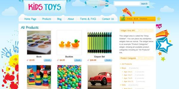 Temas WordPress para niños que SÍ son realmente efectivos