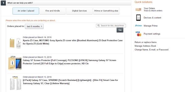 obtener devoluciones por cambio de precio en Amazon