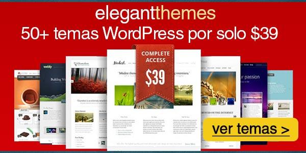 plantillas WordPress para negocios oficinas empresas
