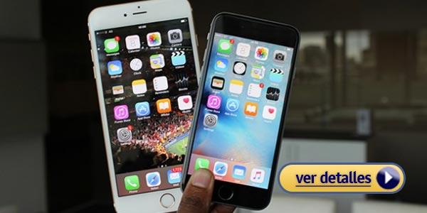 Comparación entre el iPhone 6S y el iPhone 6S Plus