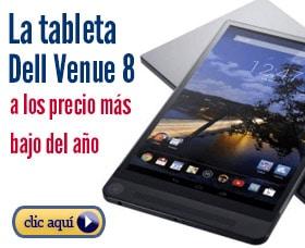 Dell Venue 8 7000: Análisis, precio y review en español