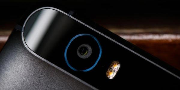 Google Nexus 6P: Cámara