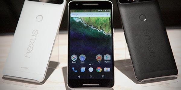 Google Nexus 6P: Pantalla
