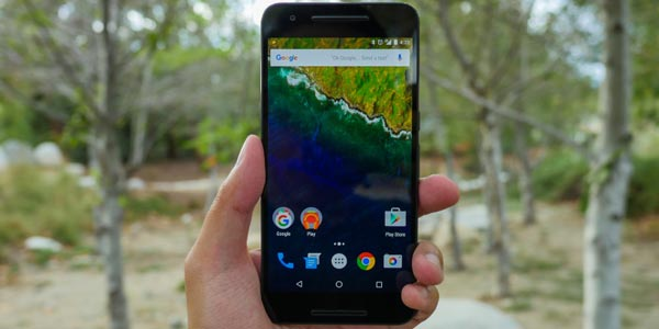 Google Nexus 6P: Resumen
