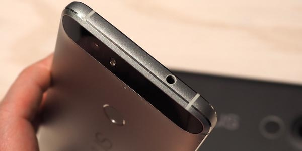 Google Nexus 6P análisis: Audio