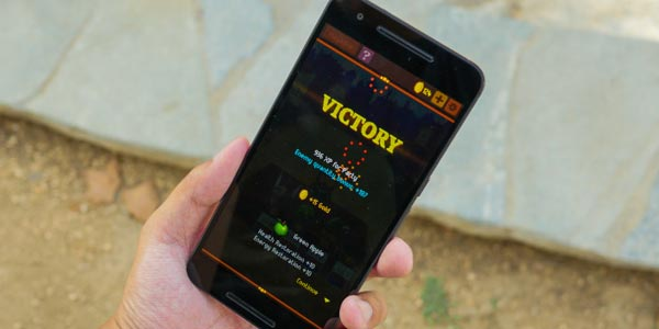 Google Nexus 6P análisis: Rendimiento