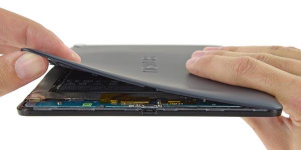 Google Nexus 9 análisis: Batería