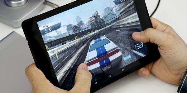 Google Nexus 9 análisis: Aplicaciones