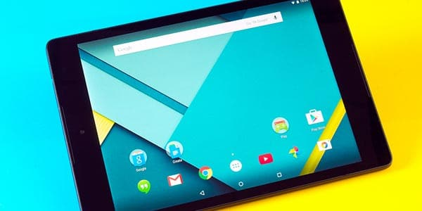 Google Nexus 9 análisis: Resumen