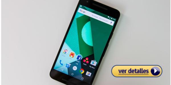 Mejor celular Android con lector de huella: Nexus 5X