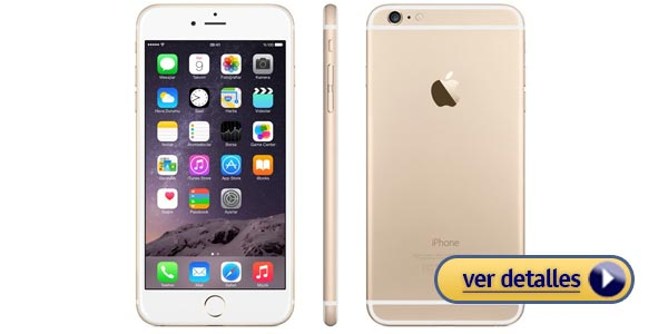 Mejor móvil con lector de huella: Apple iPhone 6S
