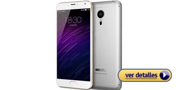 Mejores celulares con lector de huella: Meizu MX5