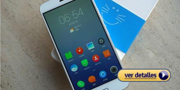Mejores celulares con lector de huella: ZUK Z1