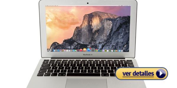 Mejores laptops apple apple macbook air de 13 pulgadas