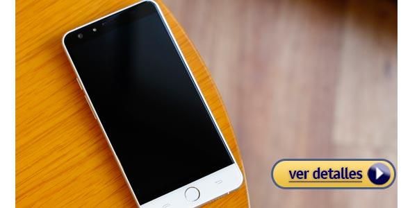 Mejores móviles con lector de huella: Ulefone beTouch 2