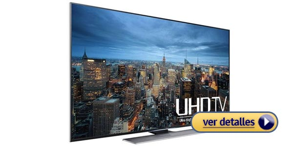 Mejores televisores LED: Serie Samsung UNJU7100