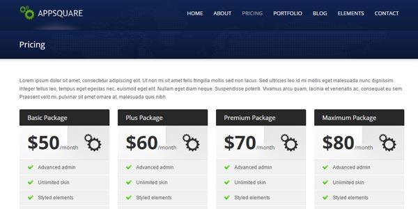 Mejores temas WordPress para hosting y alojamiento web