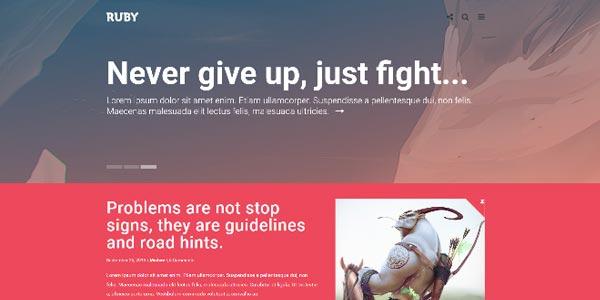 Mejores temas WordPress para un blog rápido y exitoso • WordPress
