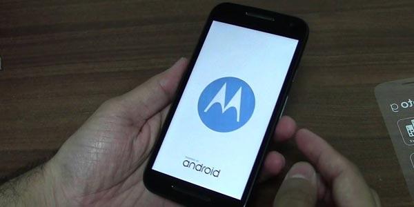 Moto G análisis: Moto Assist