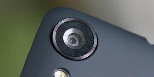 Tableta Google Nexus 9: Cámara