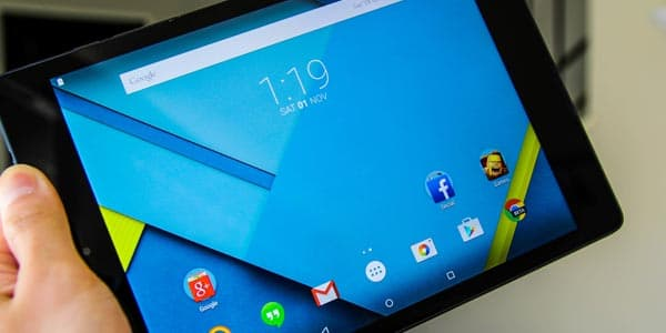 Tableta Google Nexus 9 análisis: Rendimiento