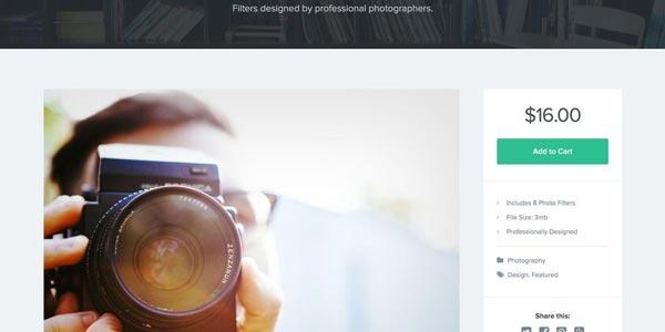 Temas WordPress para una tienda virtual: Checkout