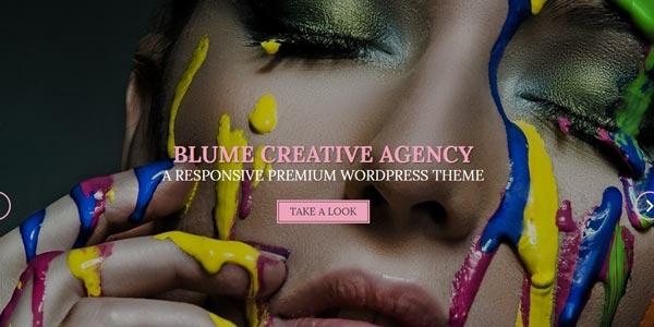Themes WordPress para una tienda online: Blume