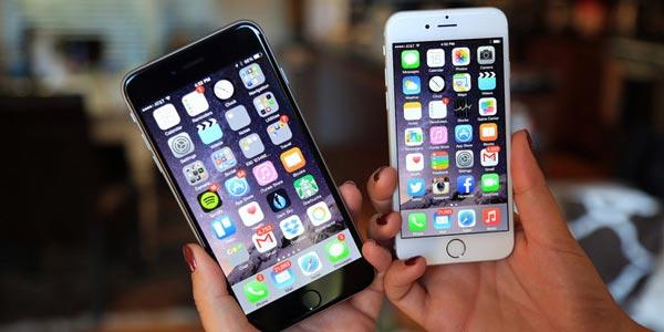 iPhone 6s o iPhone 6s Plus: Diseño
