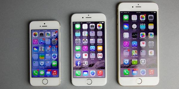 Iphone 6s o iphone 6s plus pantalla