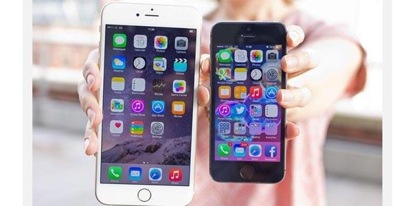 iPhone 6s o iPhone 6s Plus: comparación de Cámaras