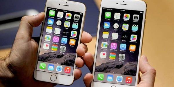 iPhone 6s o iPhone 6s Plus: iOS 9