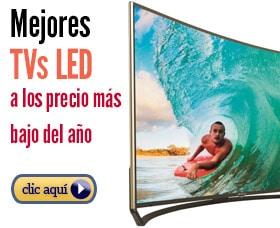 mejores televisores LED del mercado baratos precio