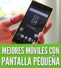 moviles con pantalla pequena celulares