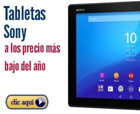 Tableta Sony Xperia Z4: Análisis, precio y review en español