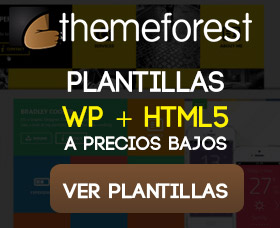 temas WordPress HTML5 plantillas