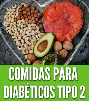 dietas para adelgazar diabeticos tipo 2