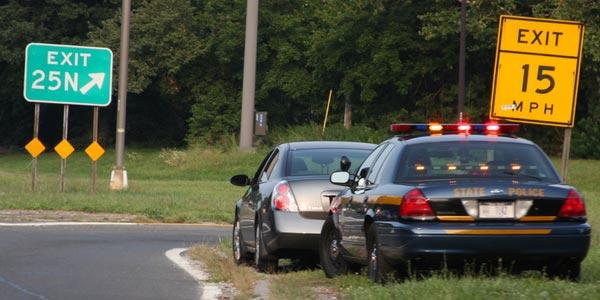 Consecuencias de manejar sin licencia de conducir