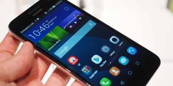 Huawei ascend g7 pantalla