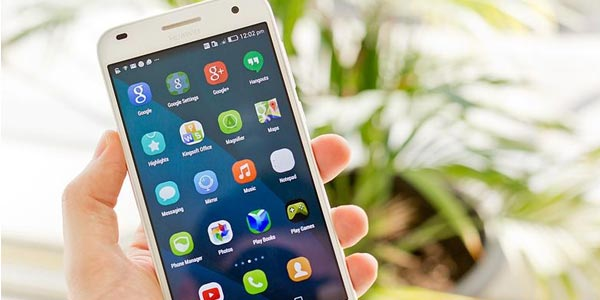Huawei ascend g7 rendimiento
