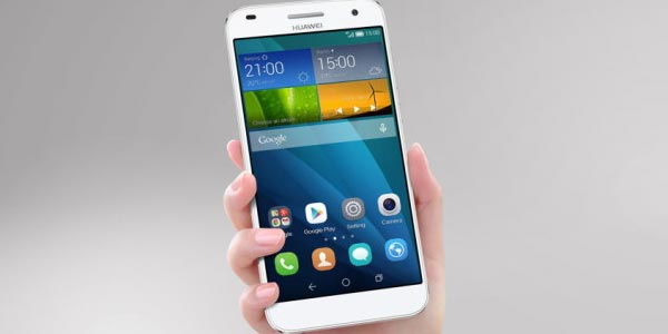 Huawei ascend g7 analisis interface y navegacion