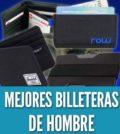 Mejores billeteras para hombre