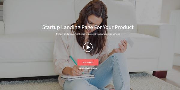 Paginas de aterrizaje wordpress launch