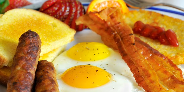Peor desayuno para diabeticos desayuno granjero