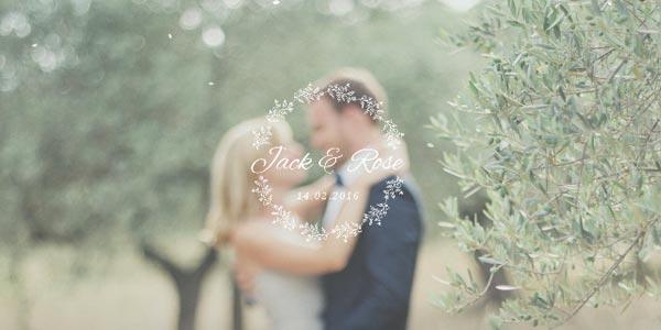 Temas WordPress para bodas que realmente te encantarán