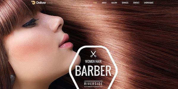 Temas WordPress para salones de belleza, spa y peluquerías
