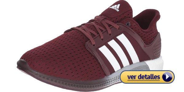 Zapatos recomendados para hacer zumba diseno de suela adecuado