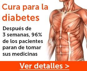 Alimentos para curar la diabetes
